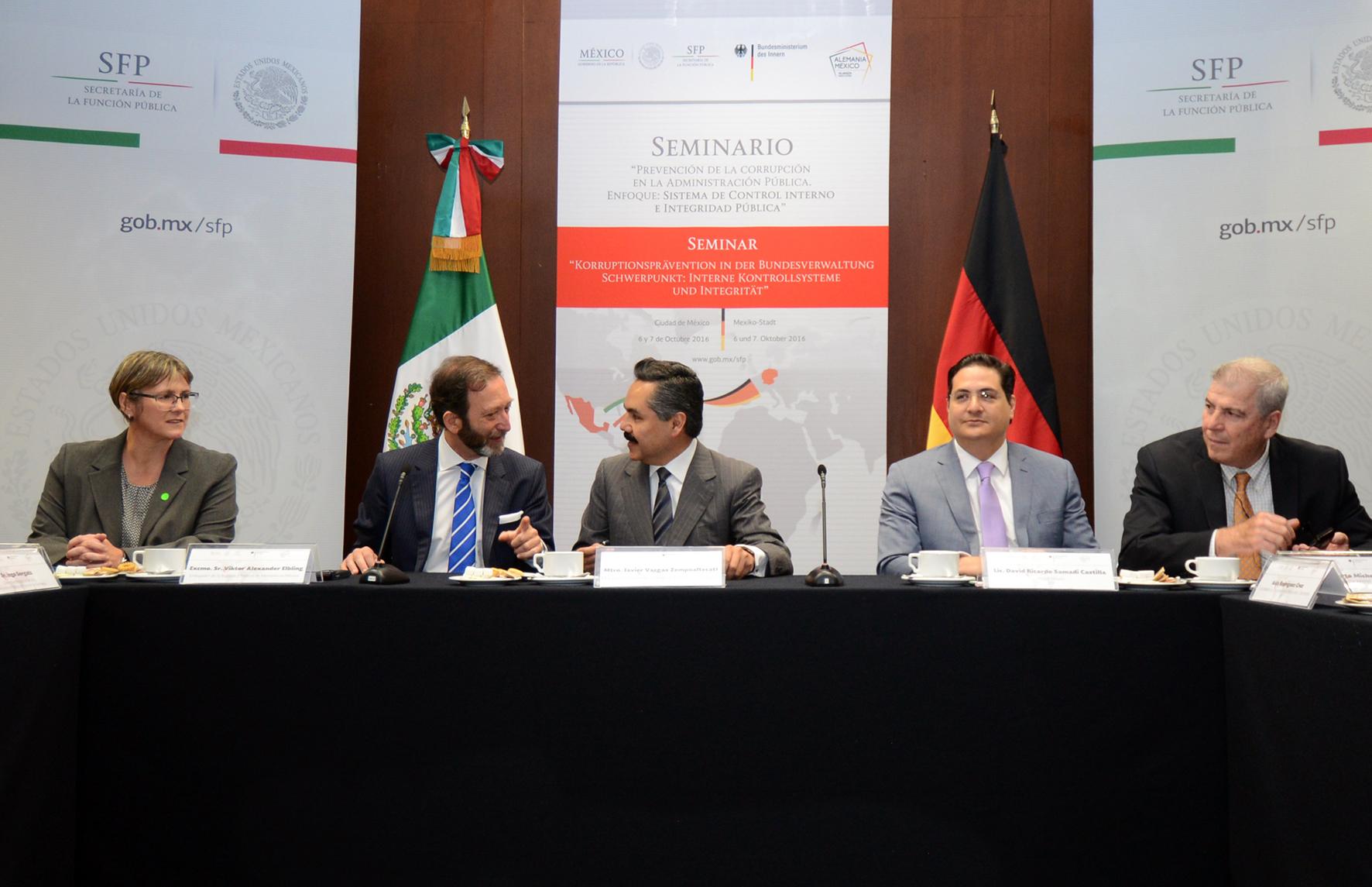 El Sistema Nacional Anticorrupción busca recuperar la confianza y la credibilidad ciudadana: Javier Vargas Zempoaltecatl
