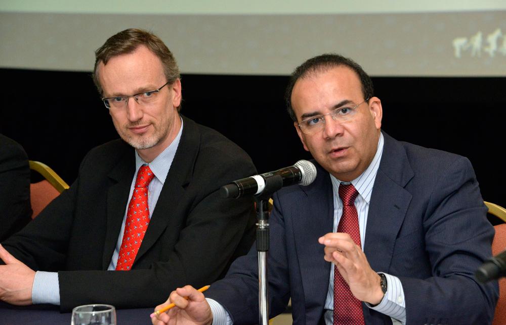 Reconoce el Secretario Alfonso Navarrete el papel de la OIT al frente de la lucha contra el Trabajo Infantil.
