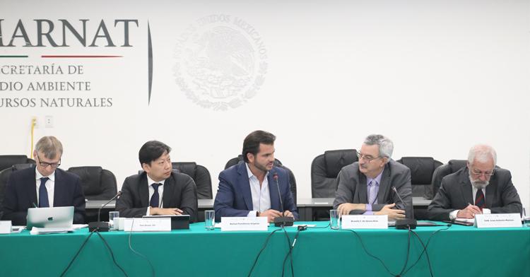 El Bureau está conformado por países miembros del CDB