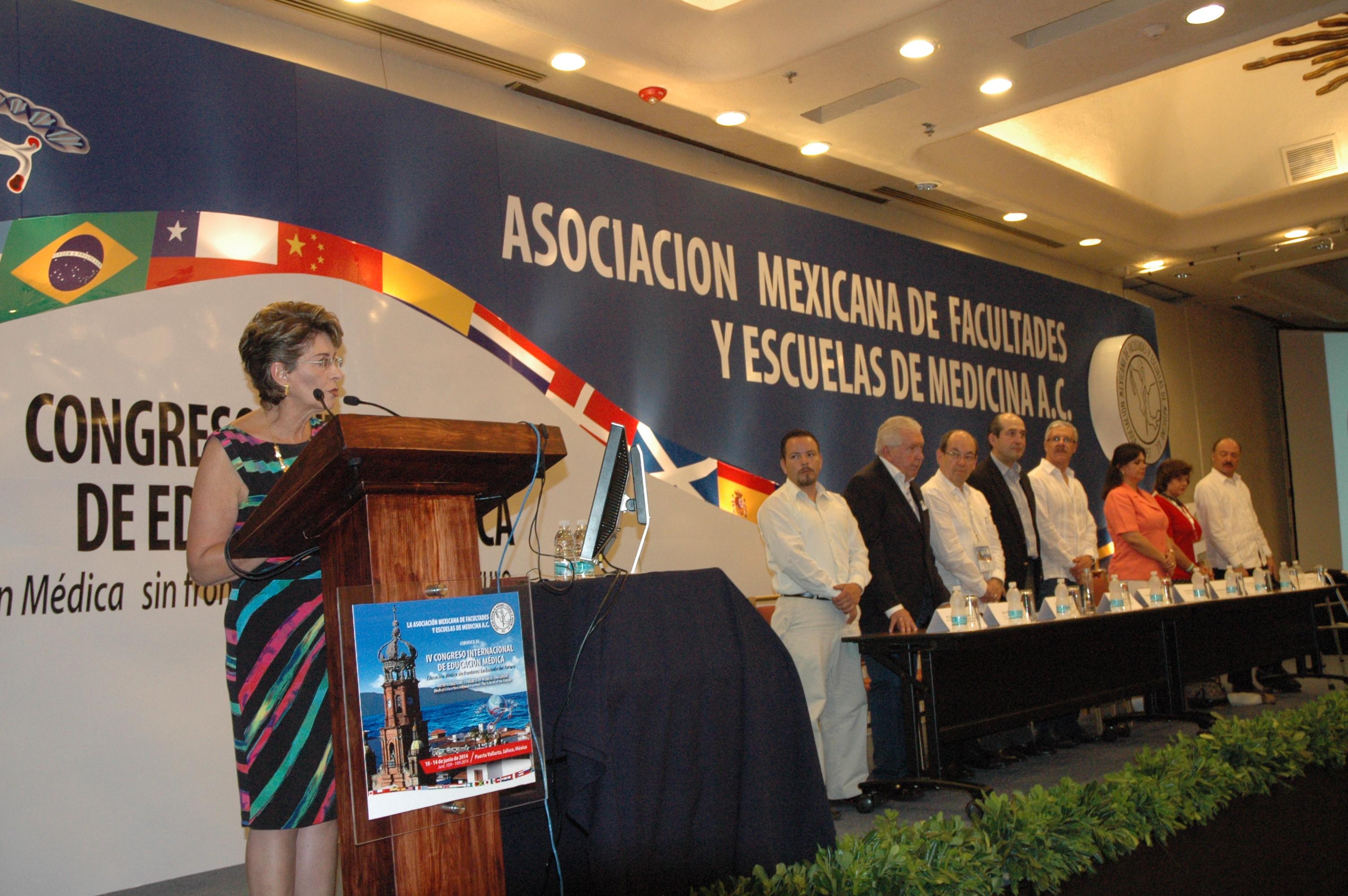 IV Congreso Internacional de Educación Médica