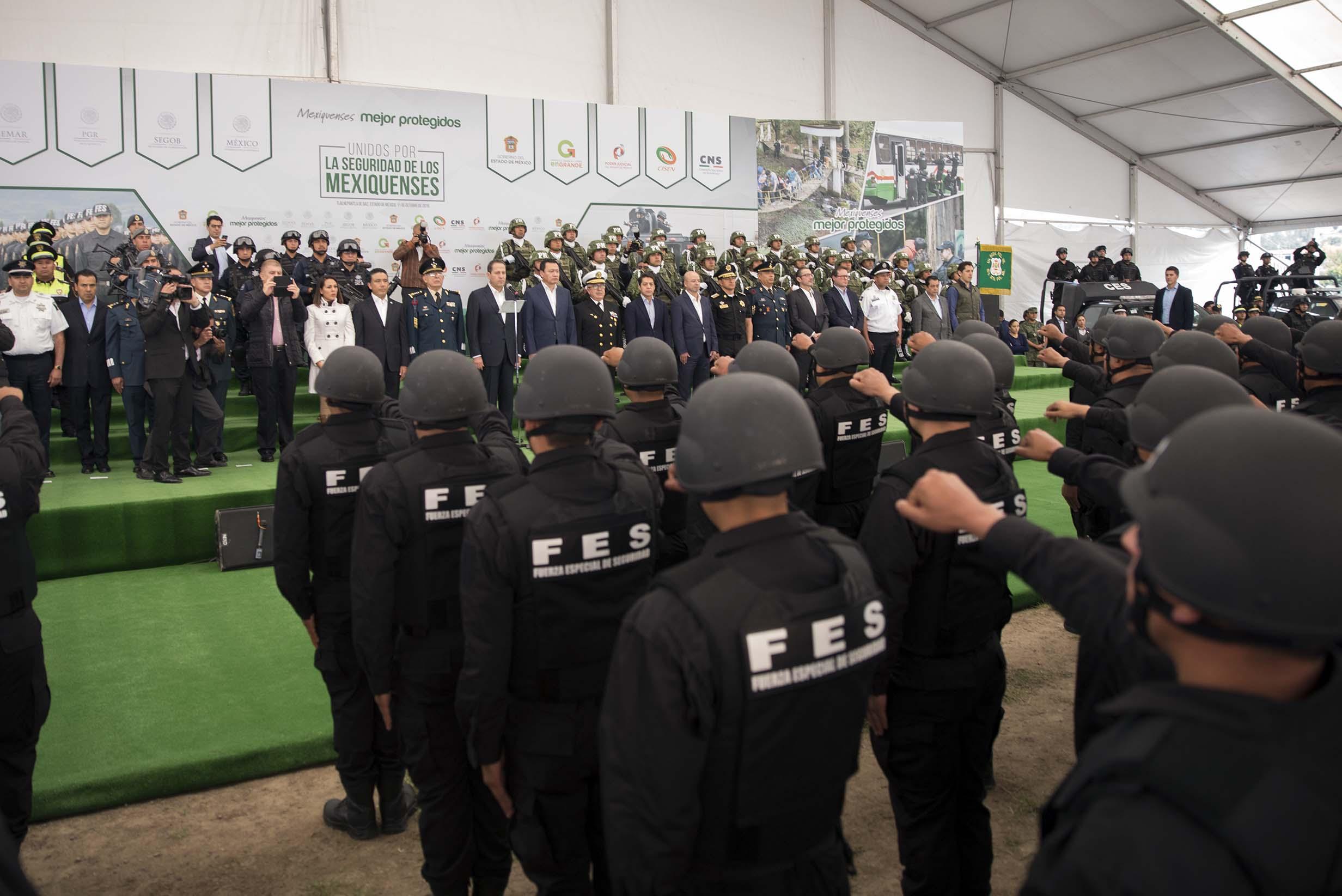 Unidos por la Seguridad de los Mexiquenses
