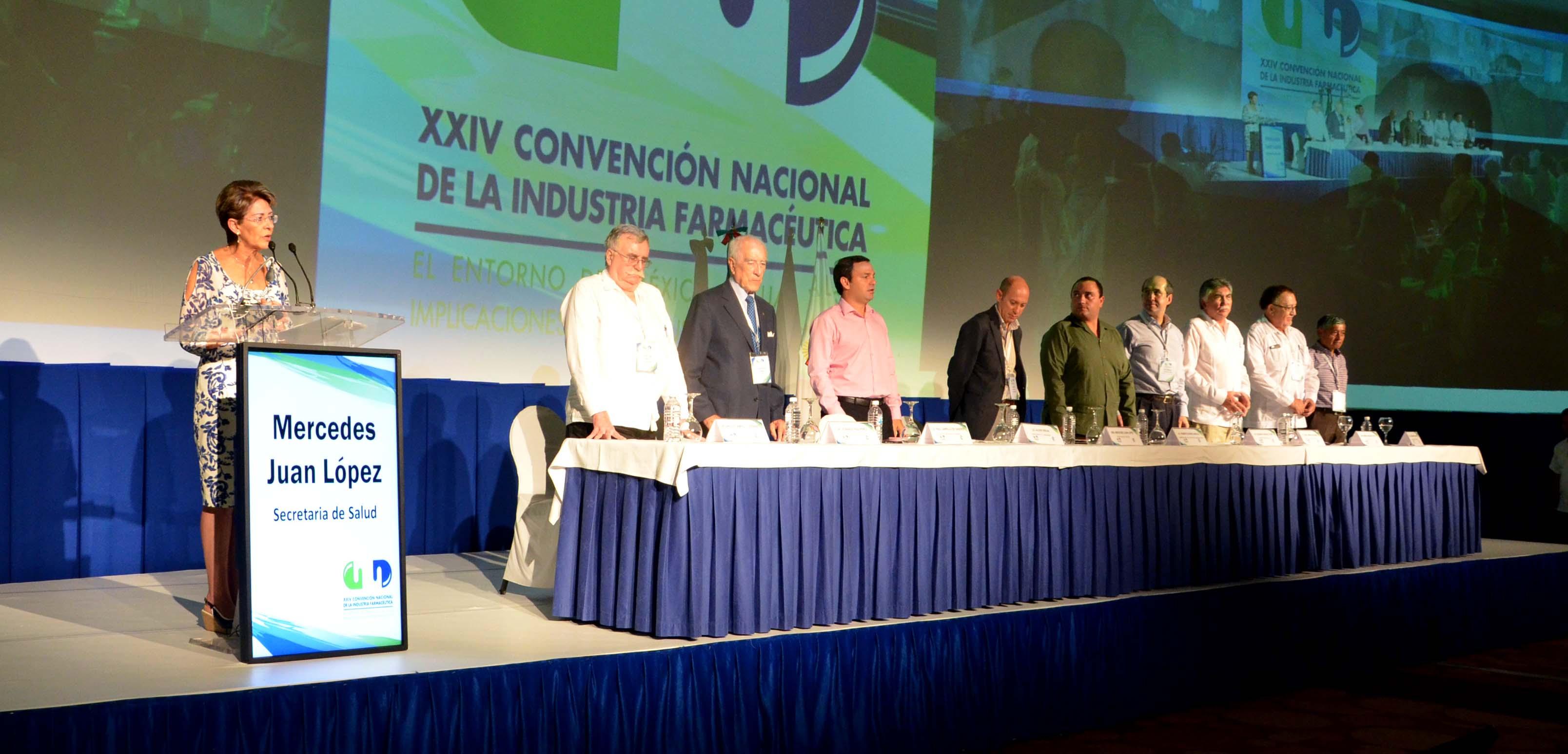 24 Convención de la Industria Farmacéutica