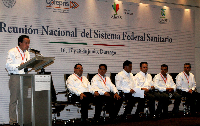 XXIX Reunión Nacional del Sistema Federal Sanitario