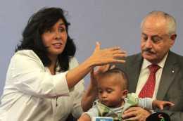 El HGM realiza exitosa cirugía de cráneo en bebé de nueve meses