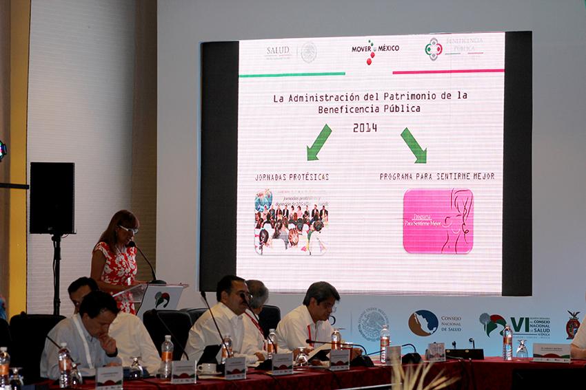 Concluyó la VI Reunión Ordinaria del Consejo Nacional de Salud