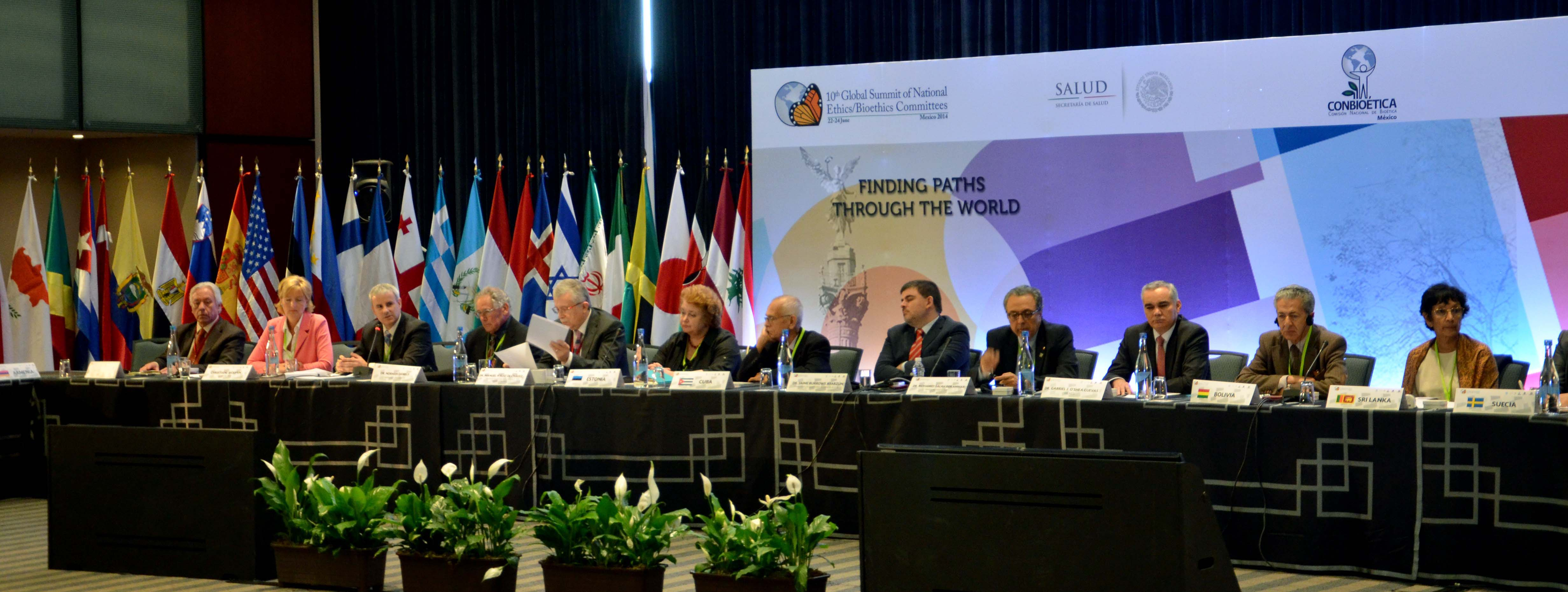 10 Cumbre Global de Comisiones Nacionales de Ética y Bioética