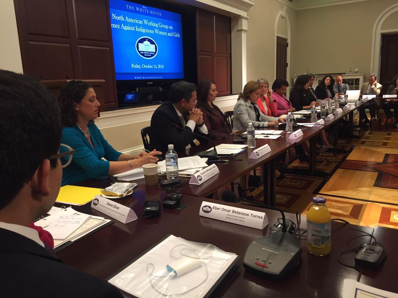 PGR: habrá mayor lucha a violencia contra indígenas