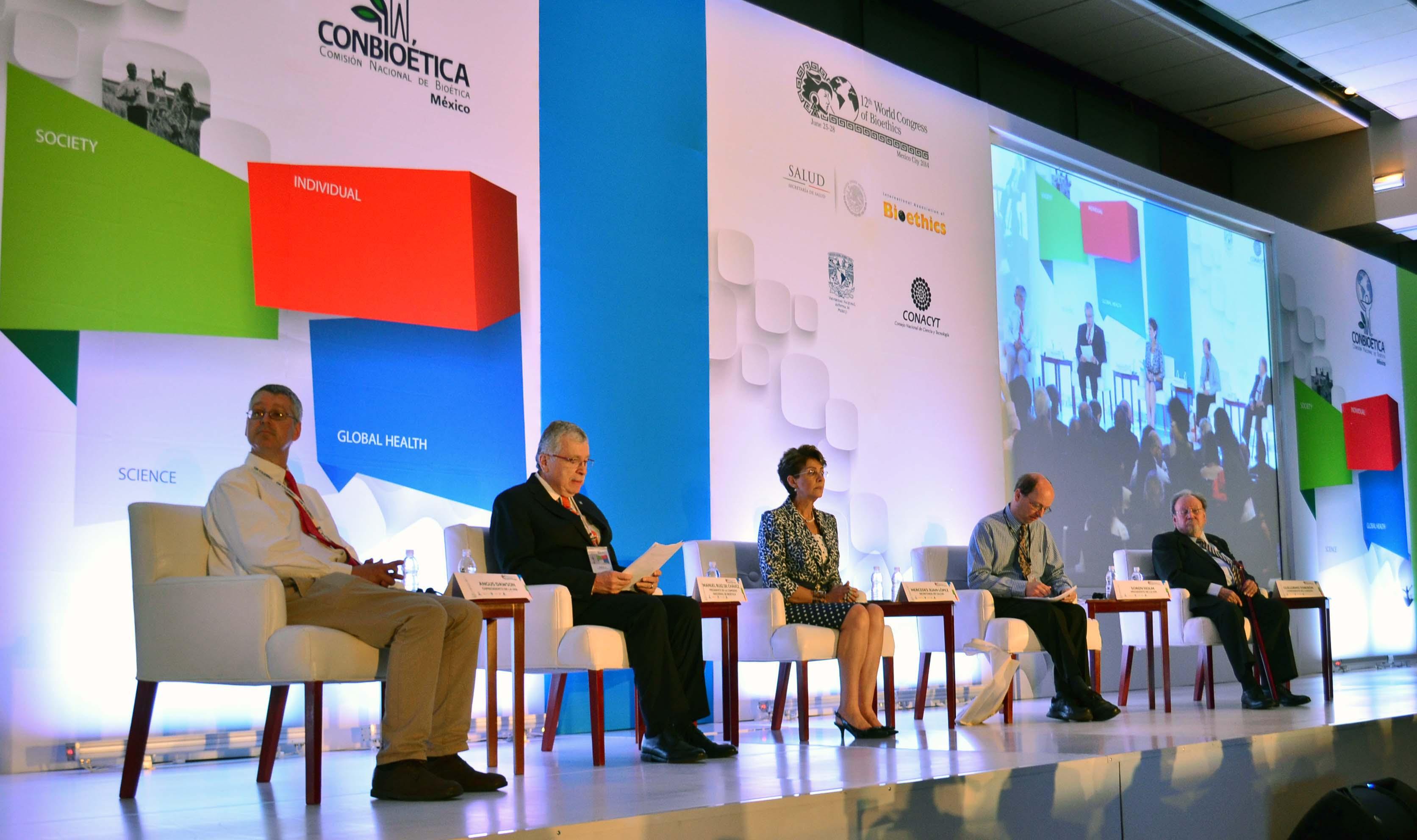 12 Congreso Mundial de Bioética