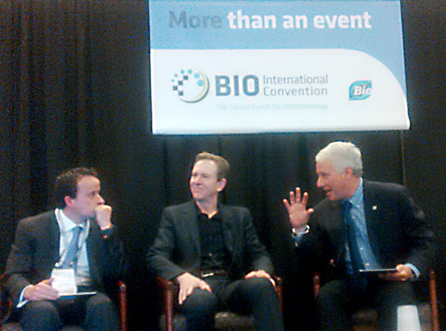 Convención Internacional Bio 2014