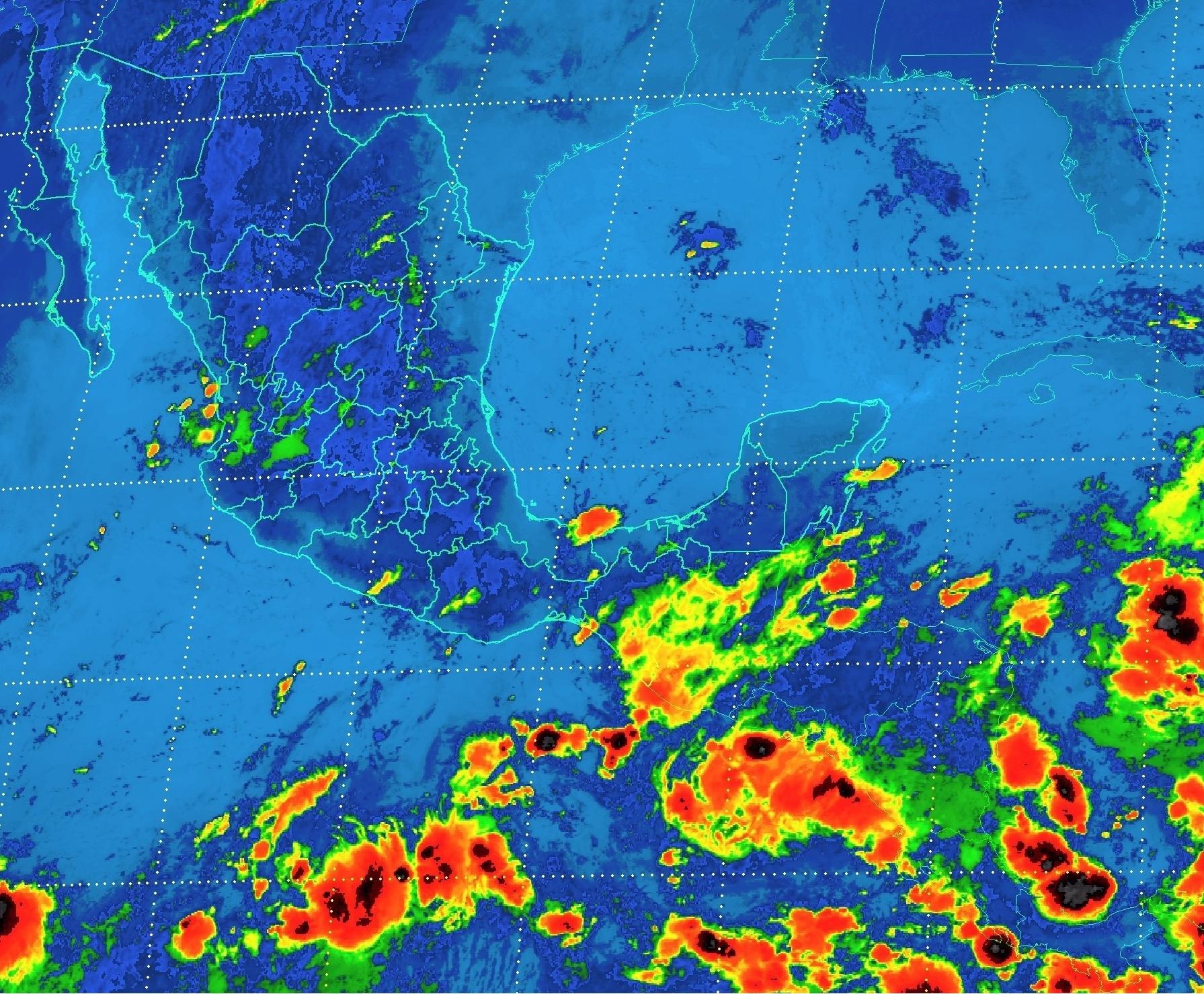En el Estado de México y la Ciudad de México se prevén tormentas fuertes