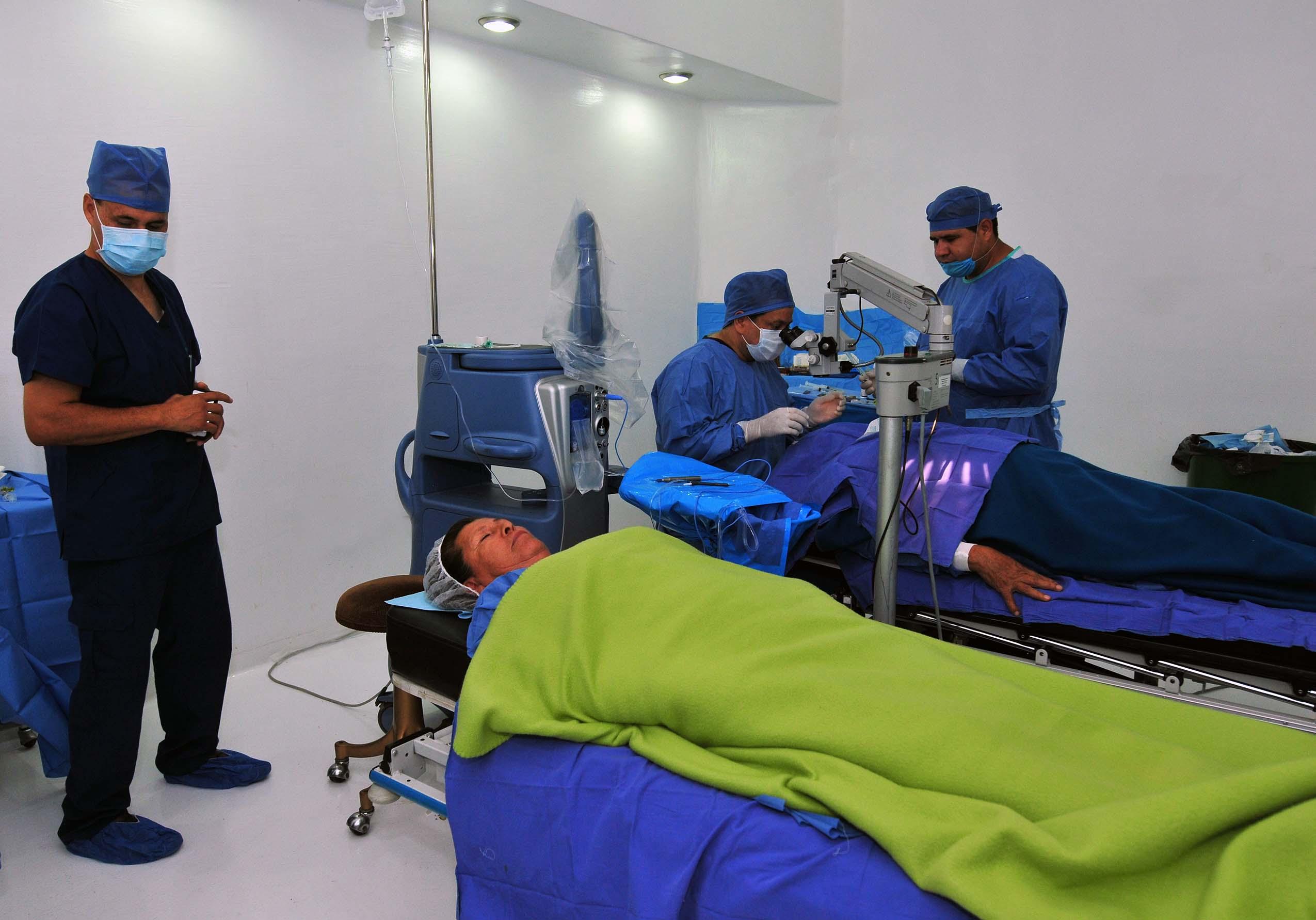 Jornadas de cirugías extramuros garantizan el derecho a la salud