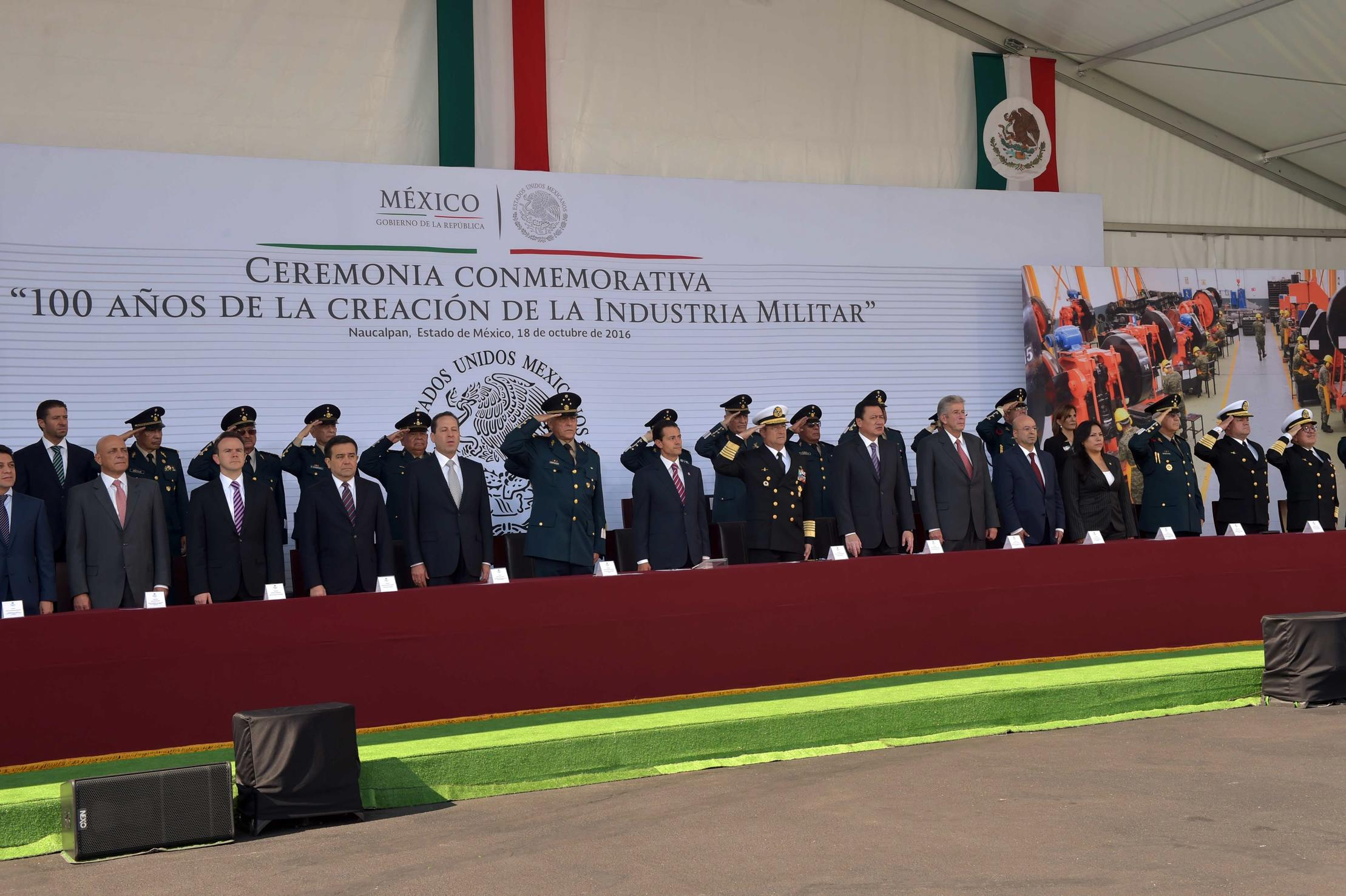 """In 2011 and 2014, various all-terrain armored vehicles began to be designed and manufactured, not only for military tasks but also to support the civilian population living in remote areas"""": EPN"""