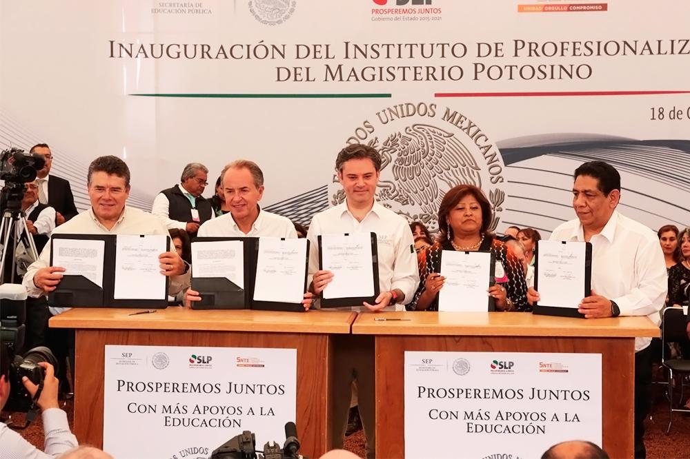 Debe dialogarse con quienes tienen resistencias a la Reforma Educativa: Nuño Mayer