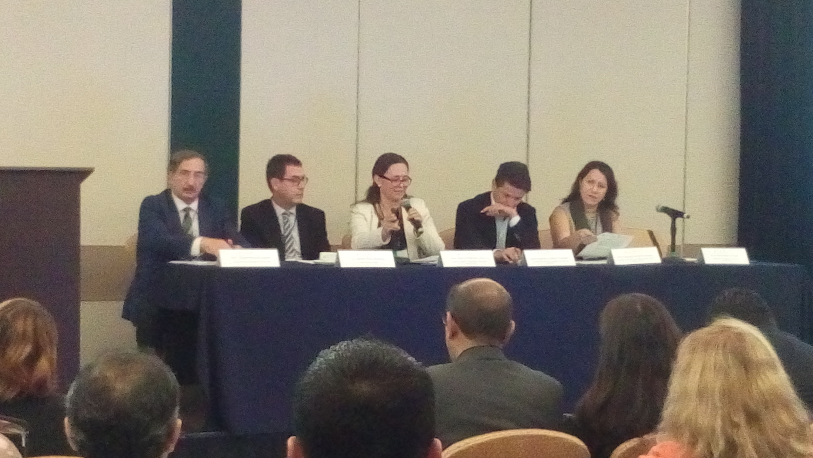 CGCV. Diálogos Público - Privados, 2) Sector: Residuos