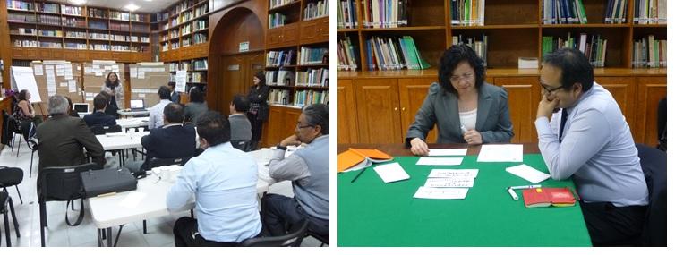 INECC implementa talleres participativos para enriquecer la evaluación de la política nacional de cambio climático.