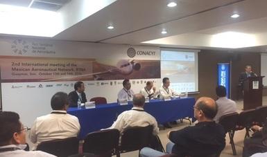 El CENAM participa en la 2a. Reunión Internacional de la Red Temática Nacional de Aeronáutica (RTNA)