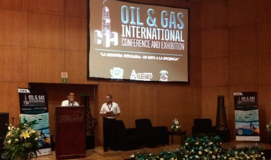 "El SGM en el evento ""Oil & Gas International Conference and Exhibition"" (ITESCO)"