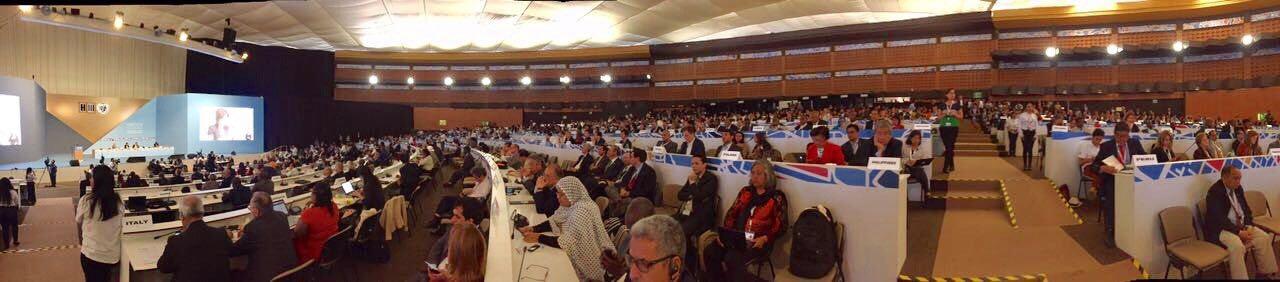 Concluye Hábitat III con la inclusión en la Nueva Agenda Urbana del Derecho a la Ciudad, aportación de México