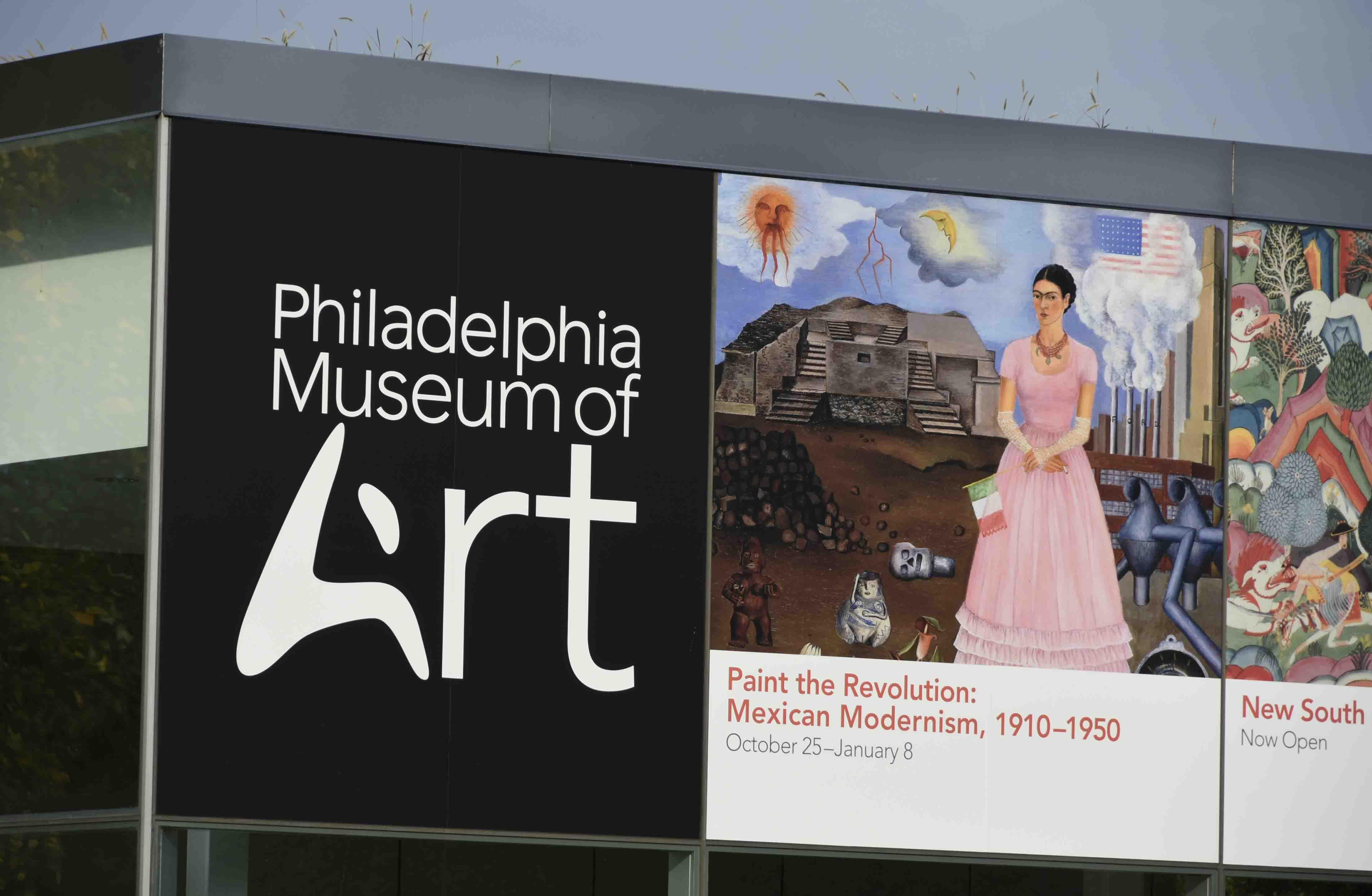 La Canciller inaugura en Filadelfia la exposición de arte moderno mexicano más completa que se ha presentado en Estados Unidos en los últimos 70 años