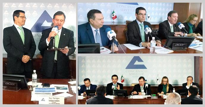 Detalla Enrique Jacob estrategias para beneficio de las PYMES