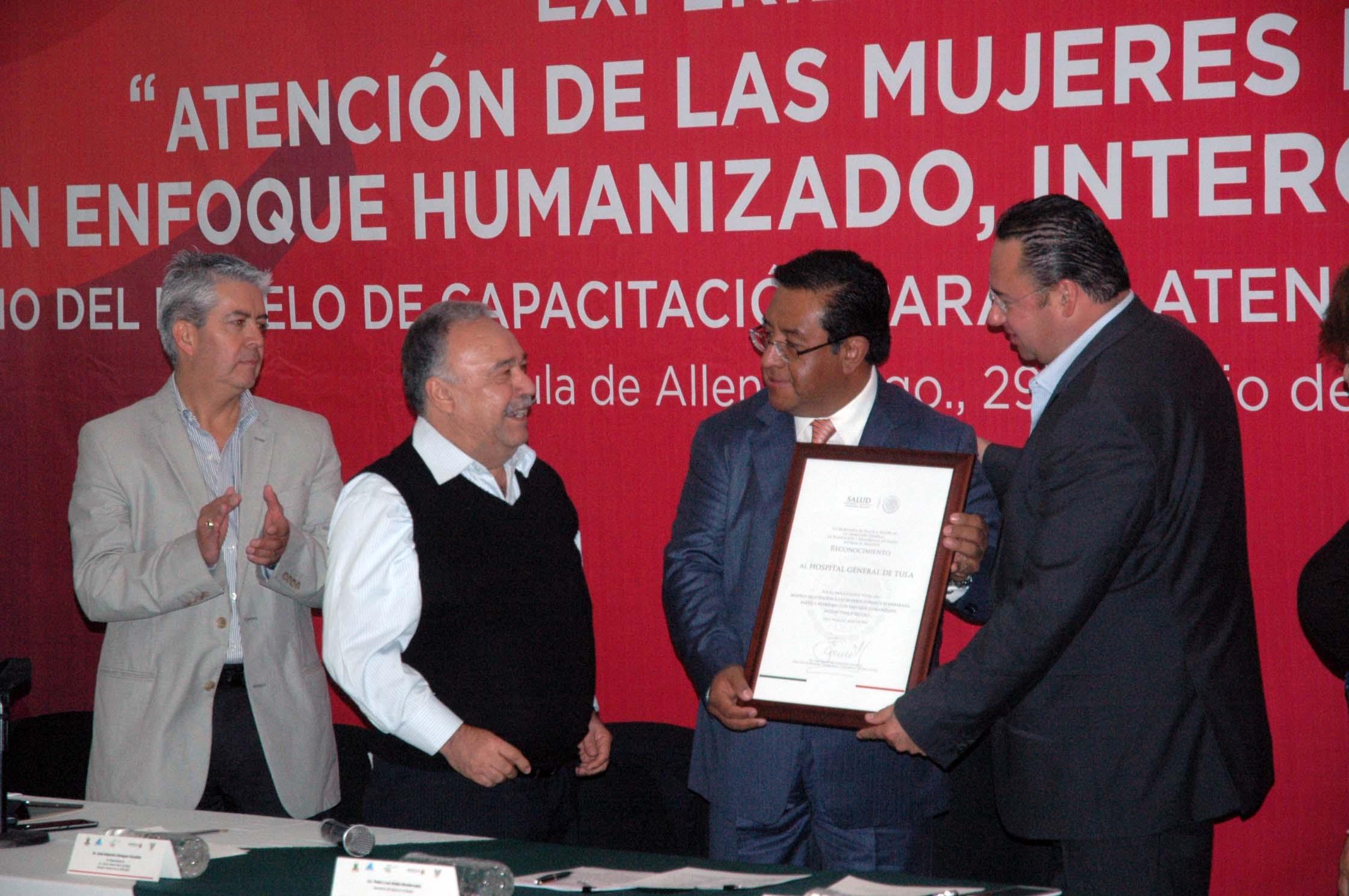 """Impulsa Secretaría de Salud de Hidalgo """"Parto Humanizado"""""""