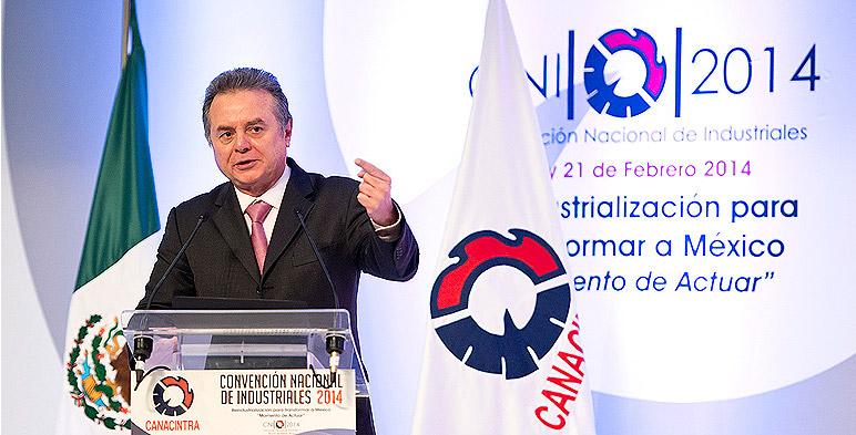 Convención Nacional de Industriales 2014