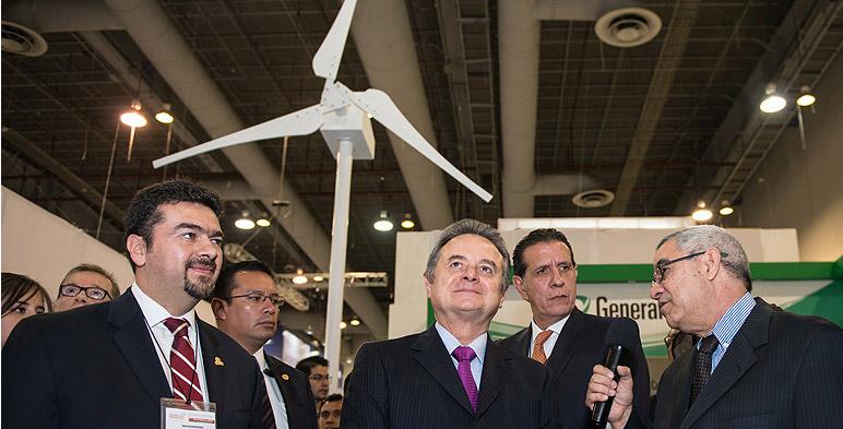 México Windpower 2014