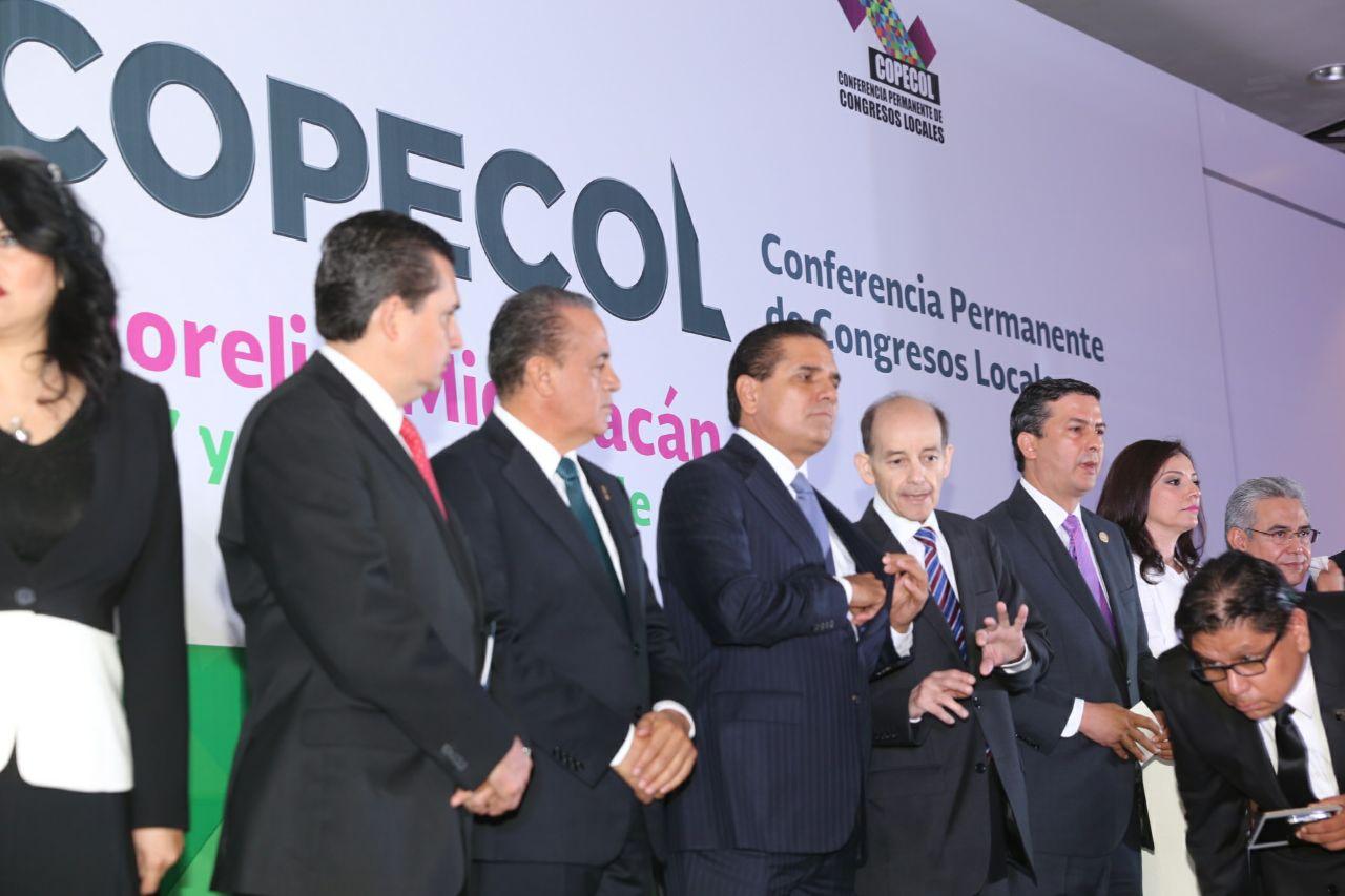 IX Asamblea Plenaria de la Conferencia Permanente de Congresos Locales