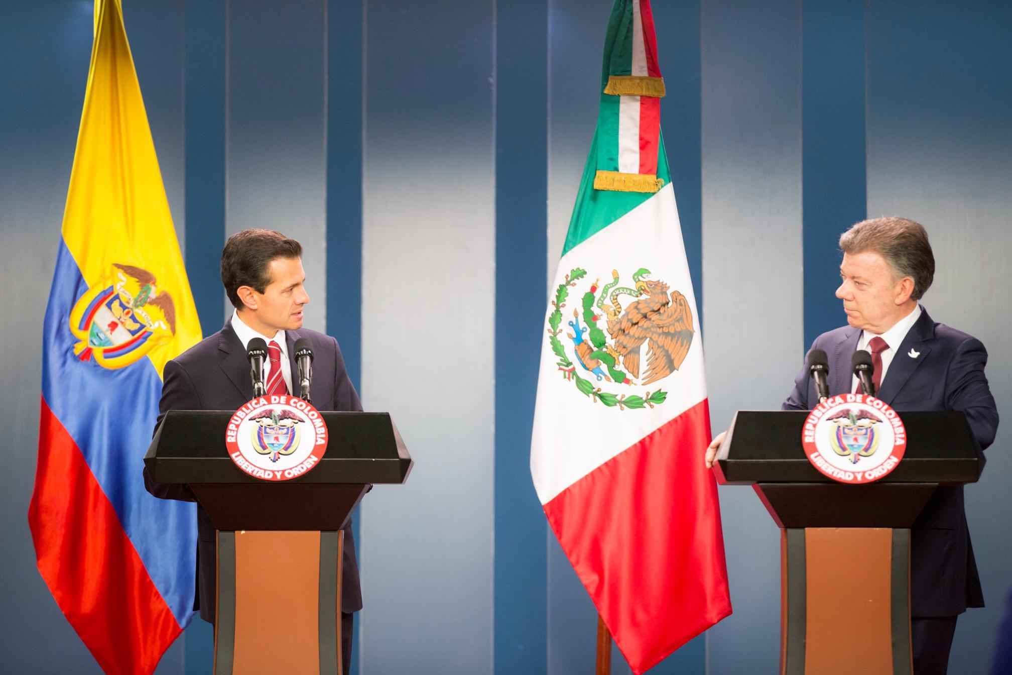 """""""Los acuerdos que hoy hemos firmado ampliarán aún más esta cooperación, encontrando nuevos nichos o fortaleciendo los ya existentes"""": EPN"""