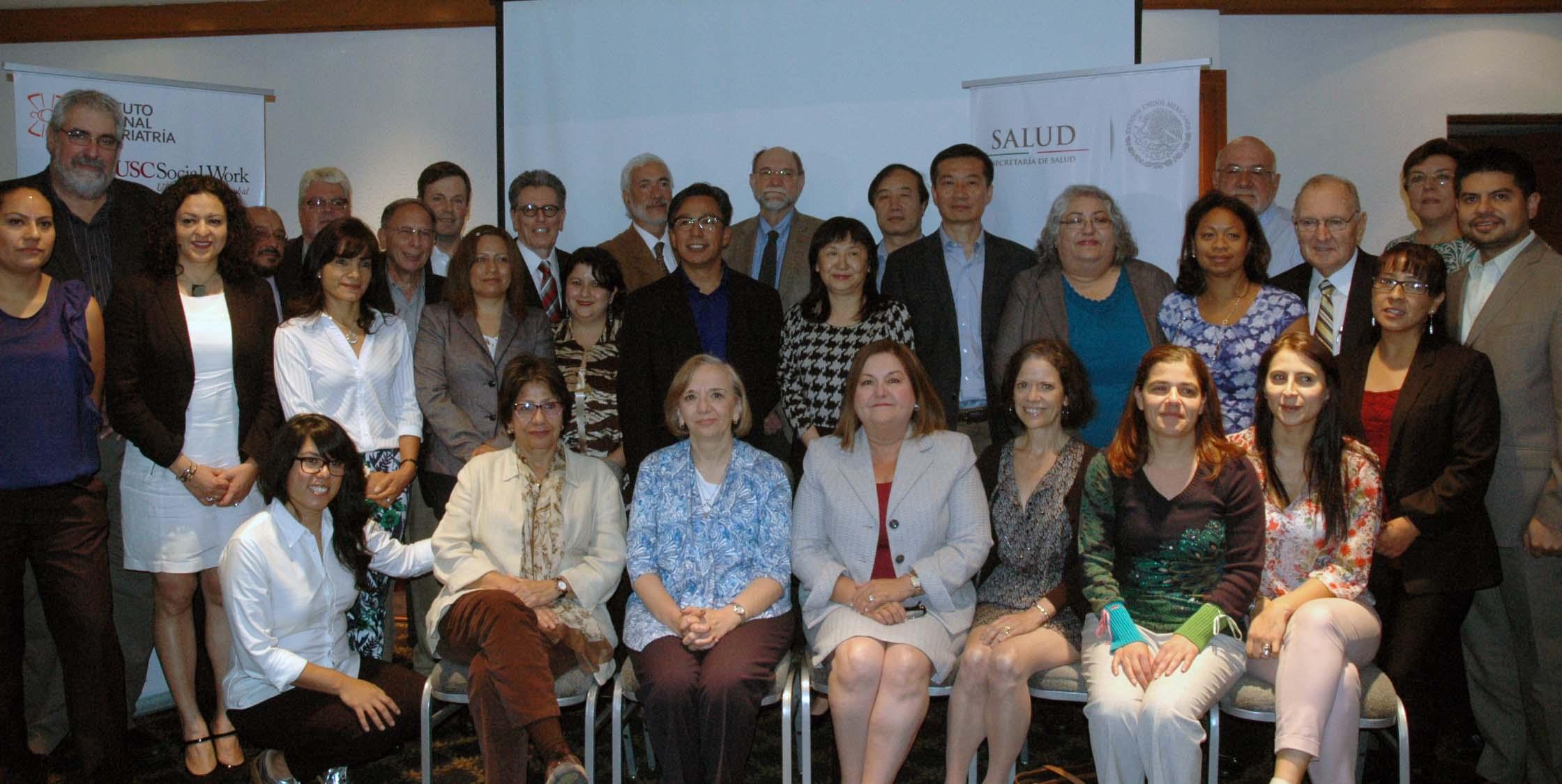 Taller Internacional sobre Apoyo Social para Adultos Mayores
