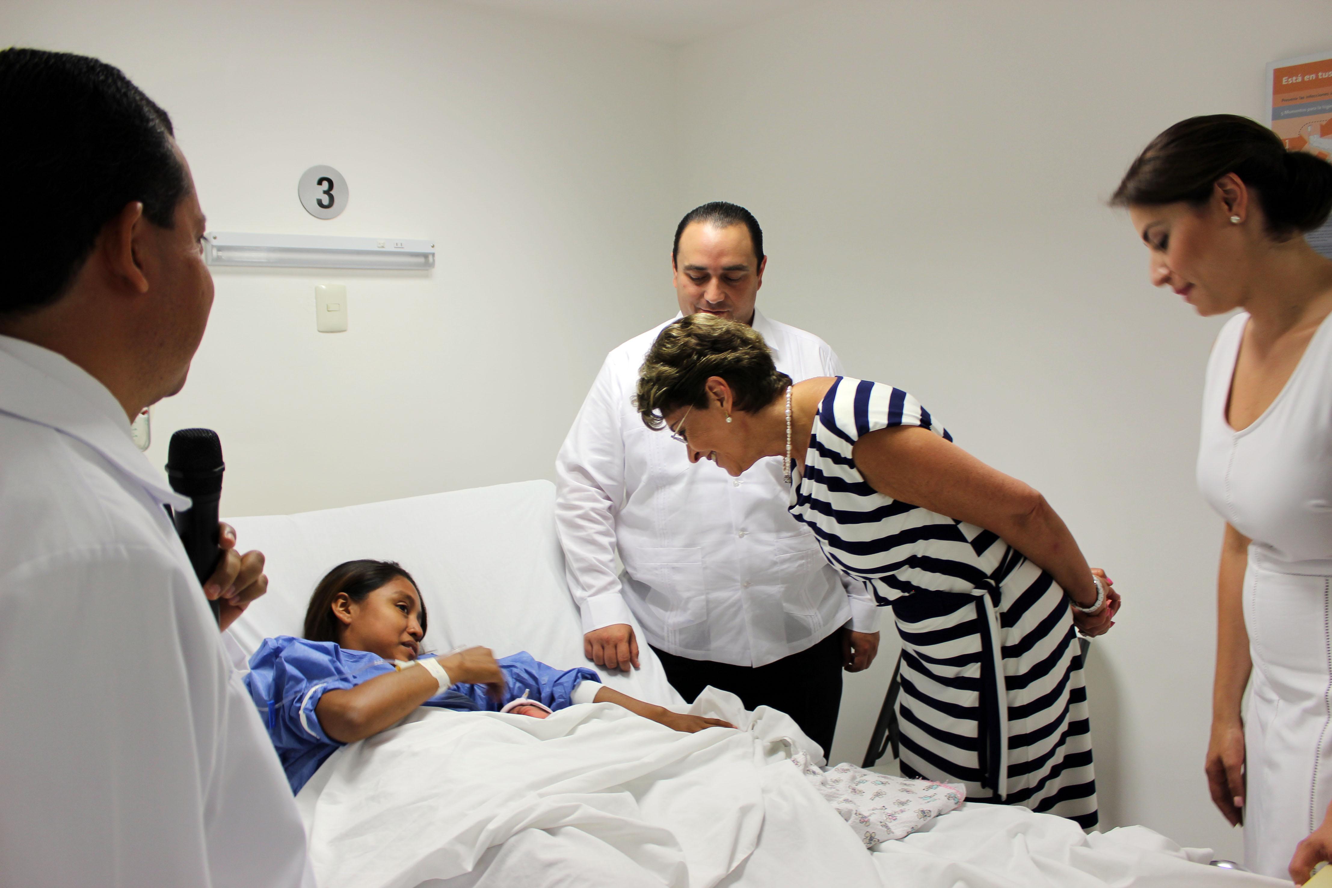 Se amplía infraestructura en salud en Quintana roo