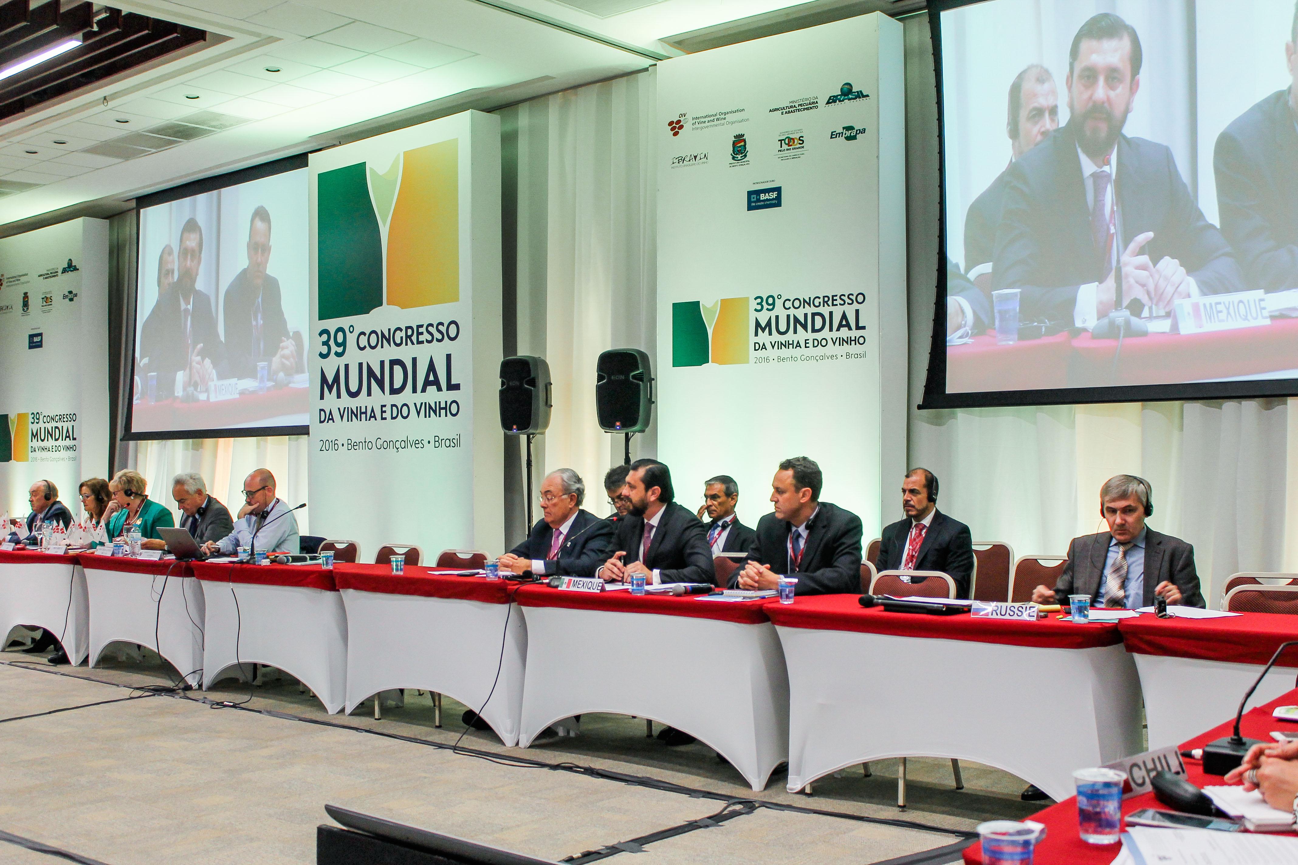 La adhesión de México a la OIV coadyuvará a generar políticas públicas que fomenten un sector económico de rápido crecimiento.