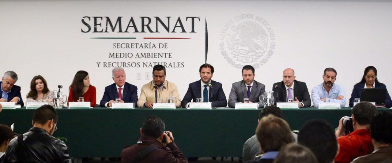 Conferencia Programa de Manejo del Área de Protección de Flora y Fauna Nevado de Toluca.