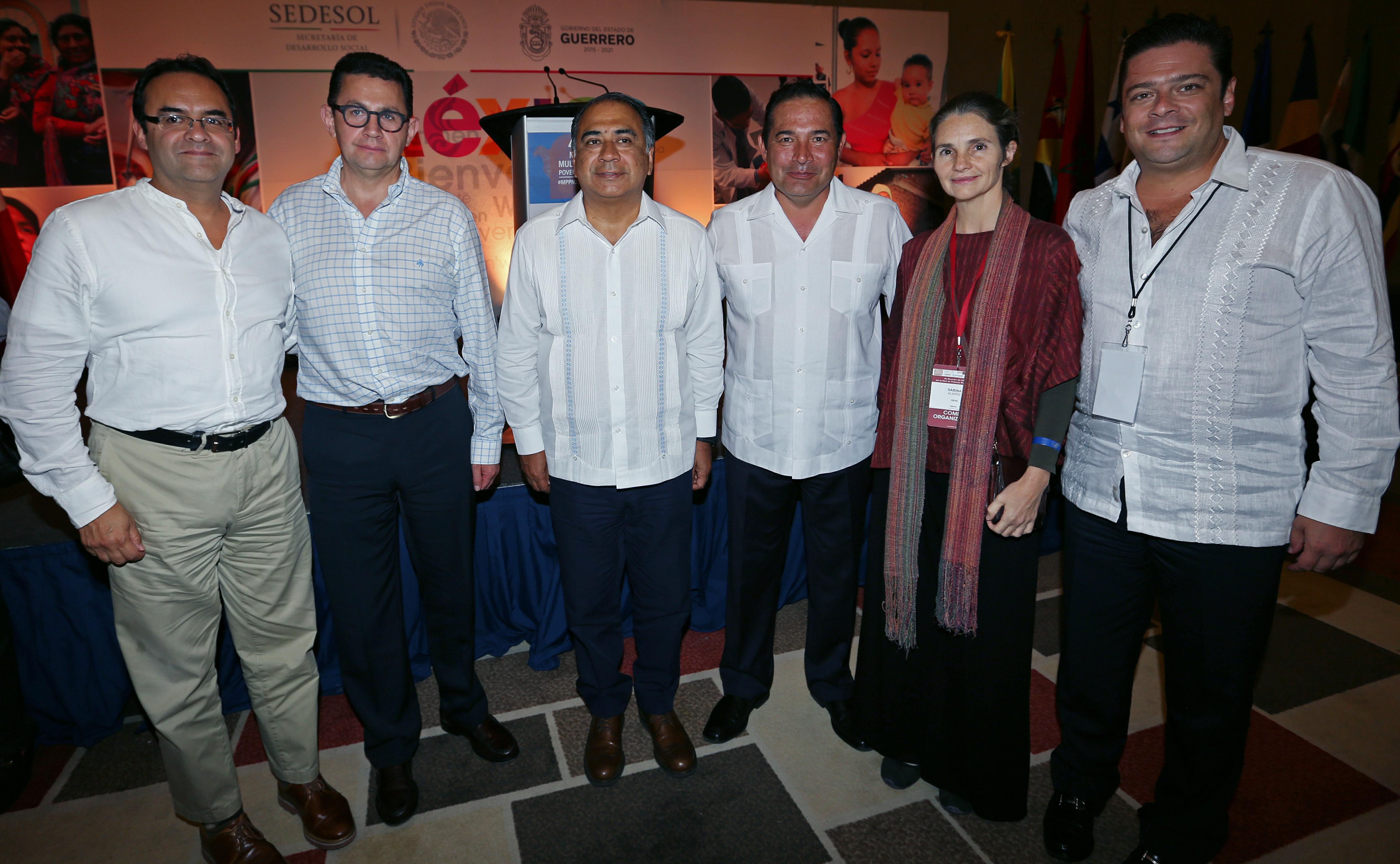 Secretario de SEDESOL en la 4a Reunión Internacional MPPN Acapulco
