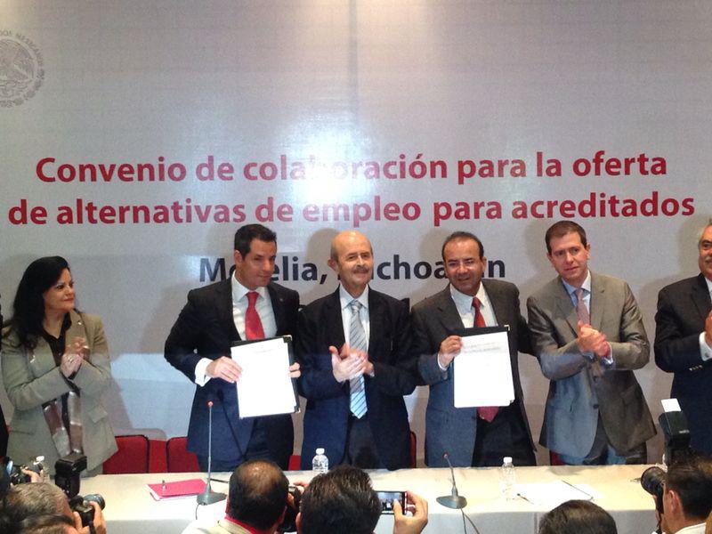 El Secretario Alfonso Navarrete Prida destacó que por más de 40 años, el INFONAVIT ha consolidado su prestigio y compromiso con el avance social y económico del país.