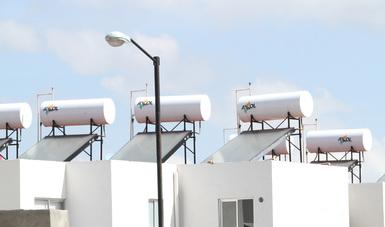 """Las tecnologías del programa """"Hipoteca verde"""", cumplen con criterios de calidad, seguridad, eficiencia y garantías que aseguren su vida útil."""
