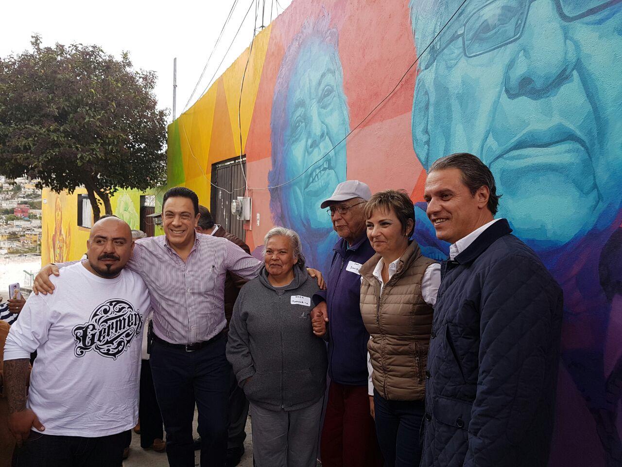 El Subsecretario de Prevención y Participación, Alberto Begné Guerra, Realiza gira de trabajo por el estado de Hidalgo
