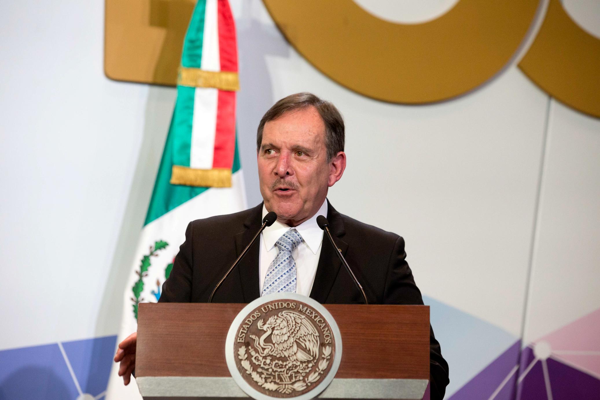 """""""Hoy, México cuenta con fortalezas que nunca antes tuvimos"""",  Presidente de la CONCANACO SERVYTUR."""