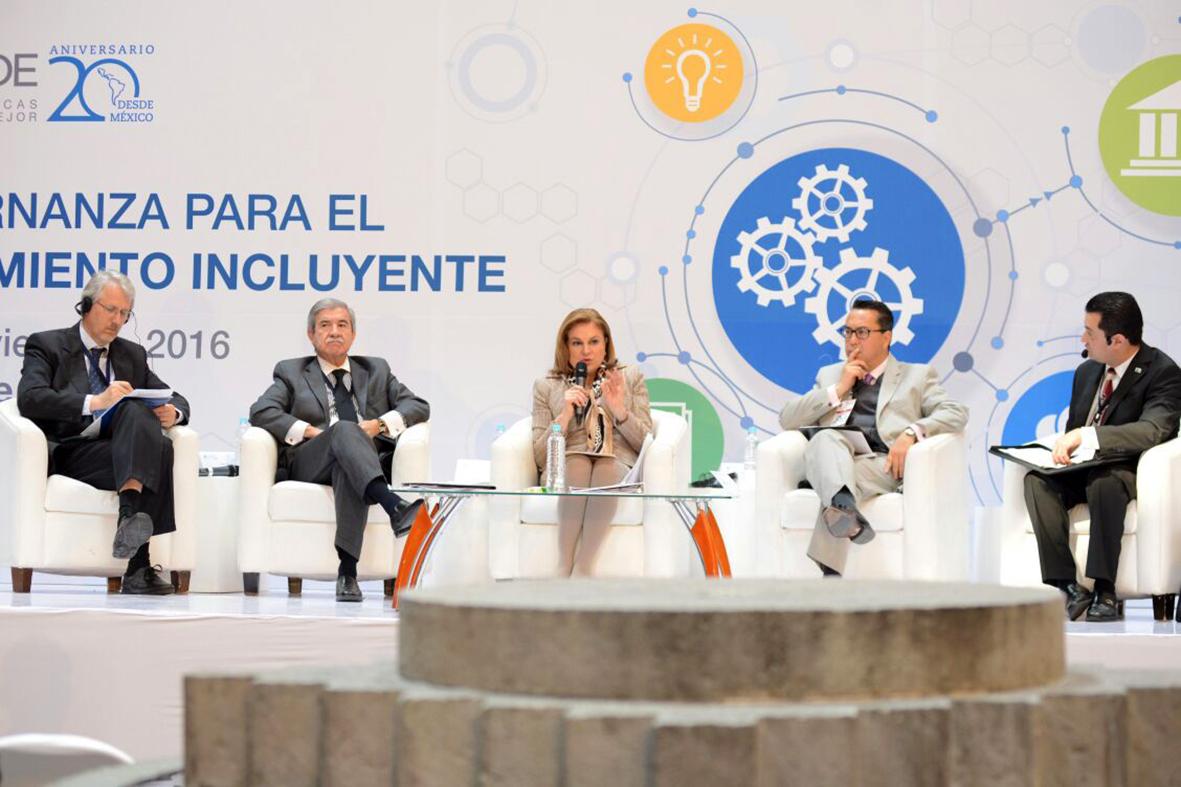 Anuncia Arely Gómez González cinco grandes prioridades de la SFP