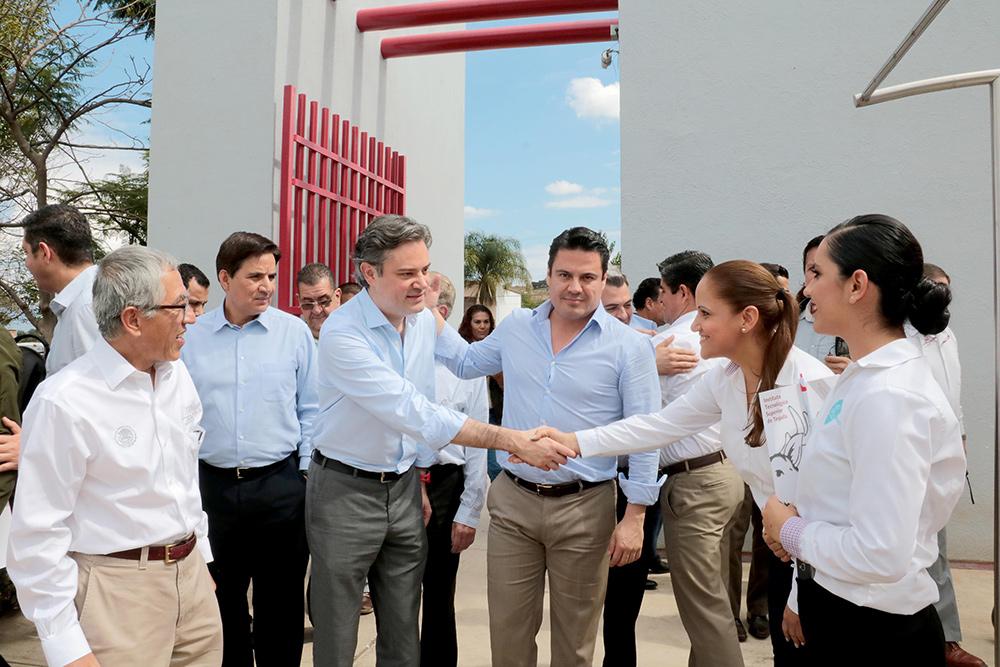 Asegura Nuño Mayer que la Reforma Educativa son hechos