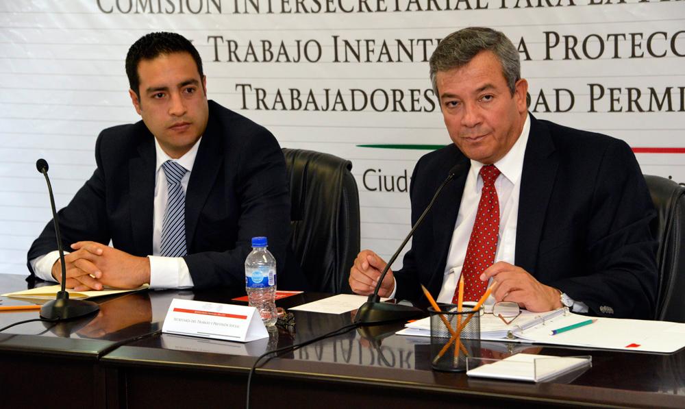 Se llevó a cabo en las instalaciones de la Secretaría del Trabajo y Previsión Social, la 5ª Sesión Ordinaria de la CITI, la cual fue presidida por el Subsecretario de Inclusión Laboral, Ignacio Rubí Salazar.