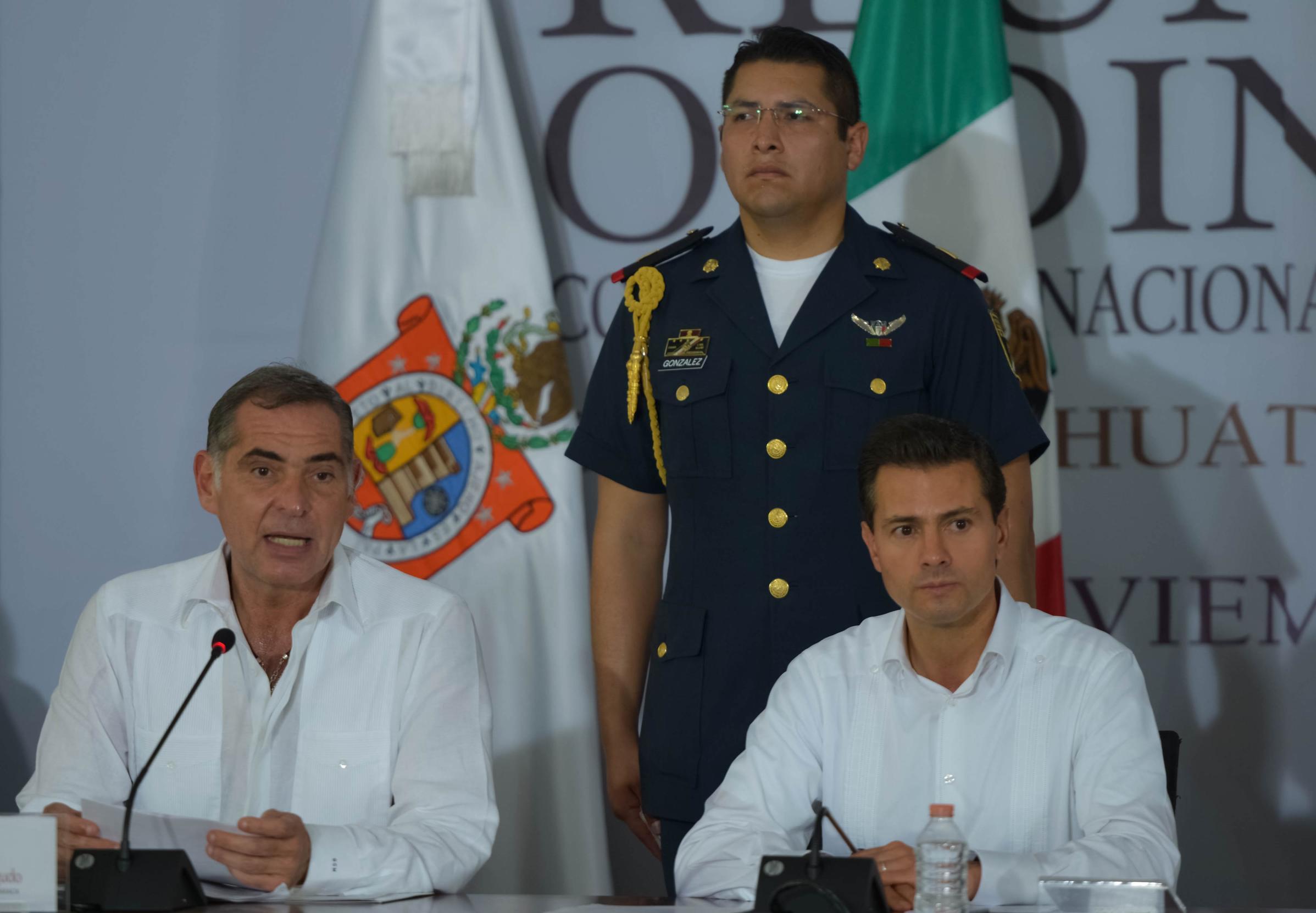 Hago votos para que la CONAGO continúe fortaleciendo su trabajo y contribución para afianzar a México como una Nación próspera, que ofrezca a las y los mexicanos un legado de paz, oportunidades y progreso para todos: Gabino Cué