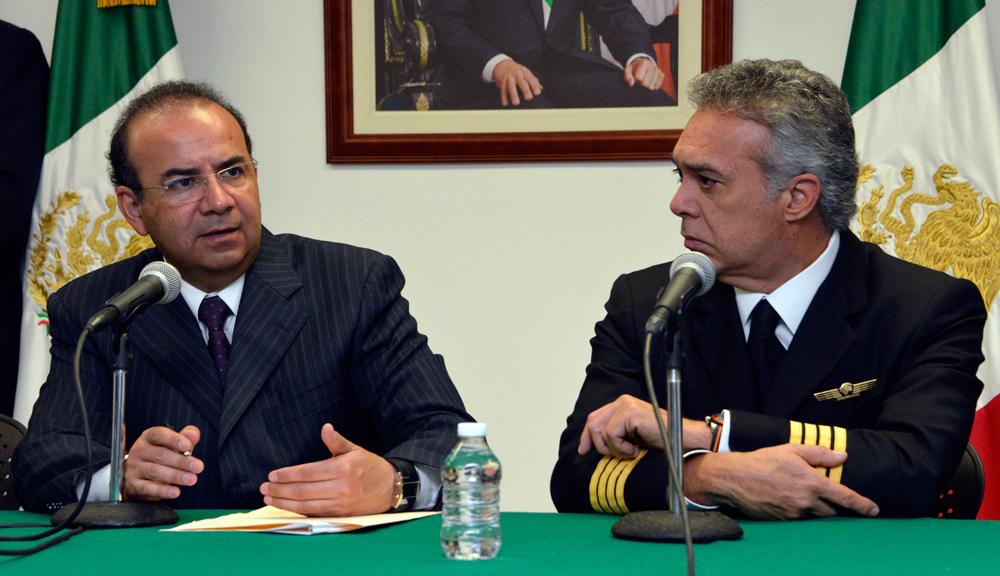 El Secretario del Trabajo y Previsión Social, Alfonso Navarrete Prida, dijo que son casi ocho meses sin presentarse un estallamiento a huelga en el ámbito federal.