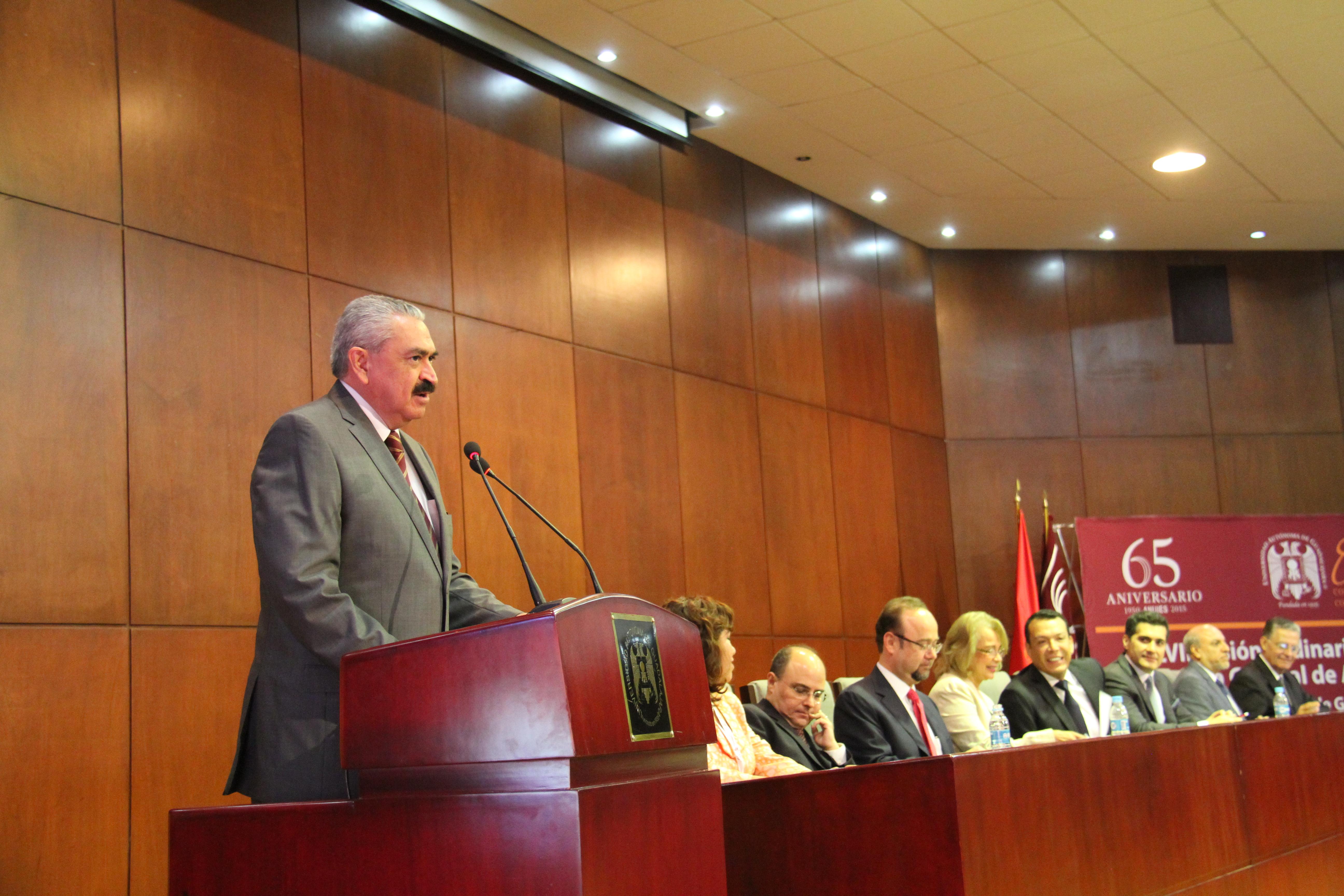 XLVII Sesión Ordinaria de la Asamblea General de la Asociación Nacional de Universidades e Instituciones de Educación Superior (ANUIES)