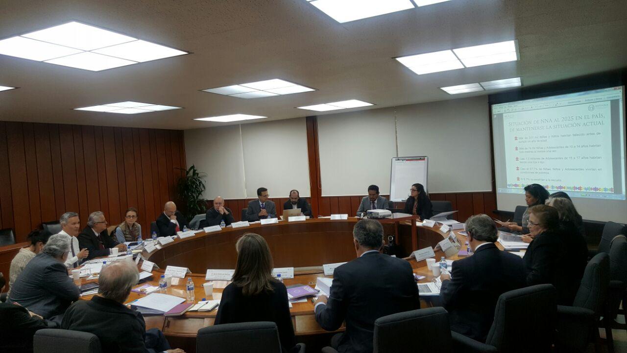 Se instaló el Consejo Consultivo del Sistema Nacional de Protección Integral de Niñas, Niños y Adolescentes (SIPINNA).