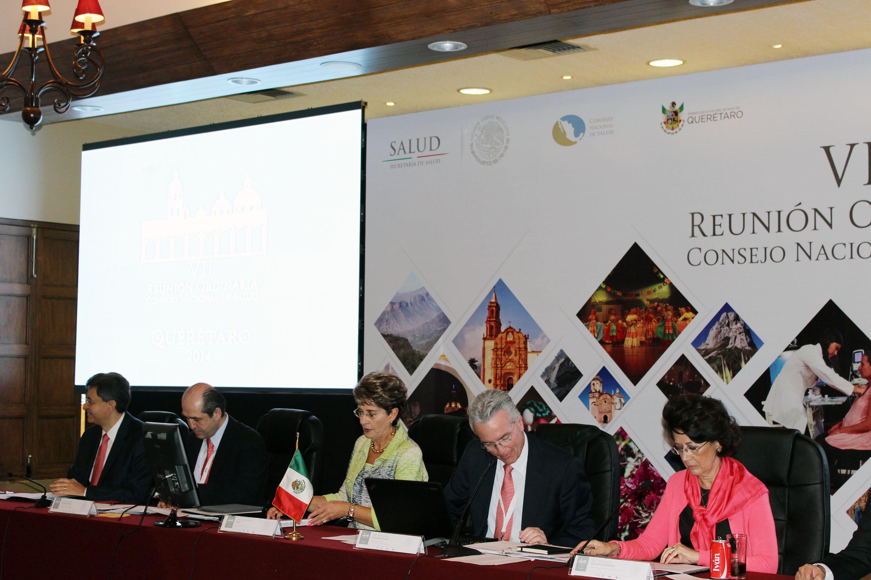 VII Reunión del Consejo Nacional de Salud (CONASA)