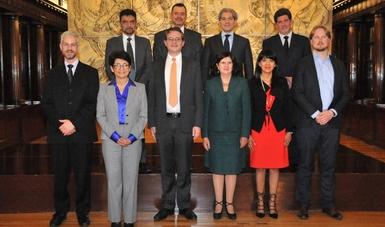 Instalación del grupo multipartícipe nacional para la adhesión de México a EITI.