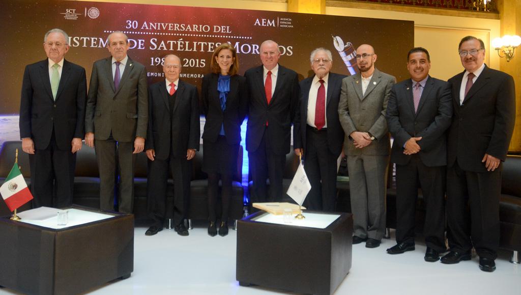 México, pionero en América Latina en materia satelital y telecomunicaciones
