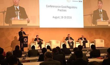 México y APEC organizan la 9ª Conferencia de Buenas Prácticas Regulatorias