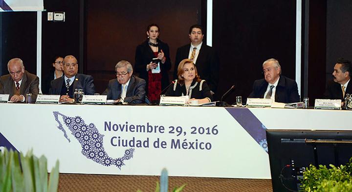 El SNF, protagonista en la lucha contra la corrupción y en reconstruir la confianza ciudadana: Arely Gómez